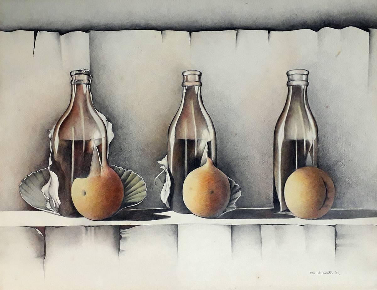 Obra ampliada: Evolución1981 - José L. Graña Altez