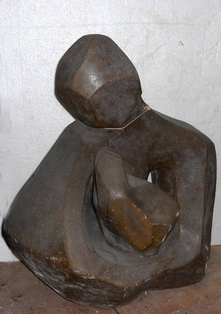 Obra ampliada: María Angélica - Guillermo José Brasini