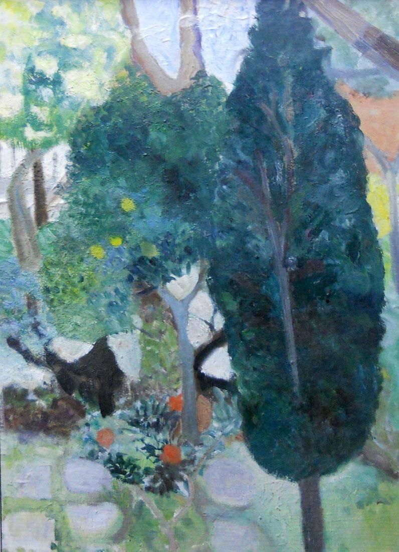 Obra ampliada: Jardín - Gilles de La Tourette