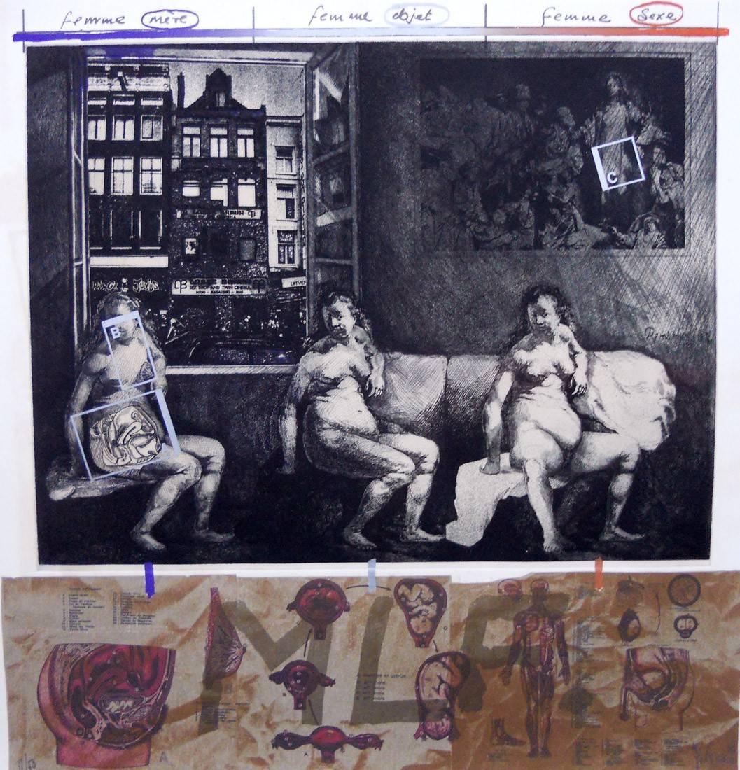 Obra ampliada: Agresiones, mutilaciones y falsificaciones - Herman Braun Vega