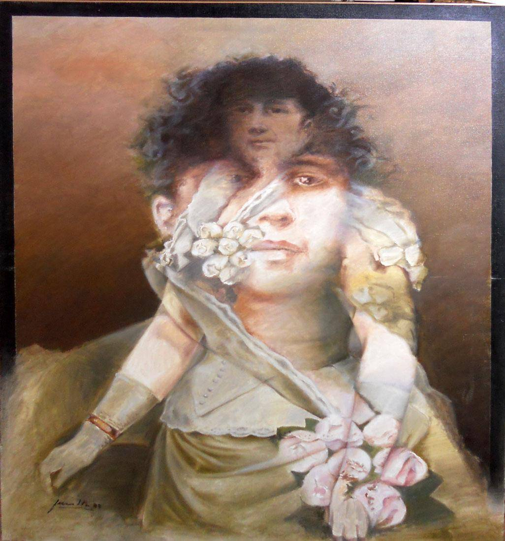 Obra ampliada: Carlota Ferreira - Pedro Peralta