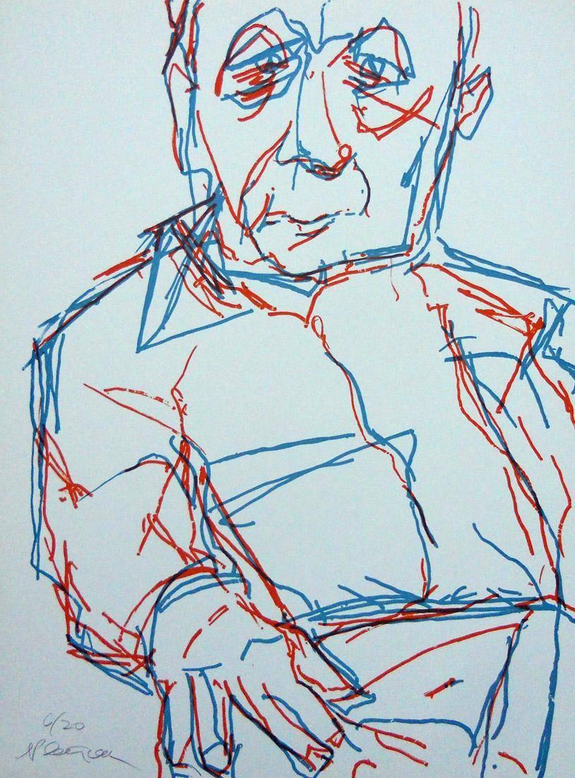 Obra ampliada: Mi hermano - Hans Platscheck