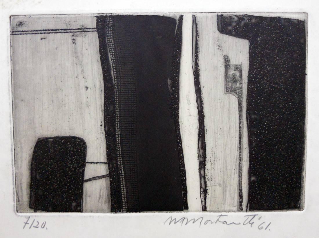 Obra ampliada: Sin título - Margarita Mortarotti