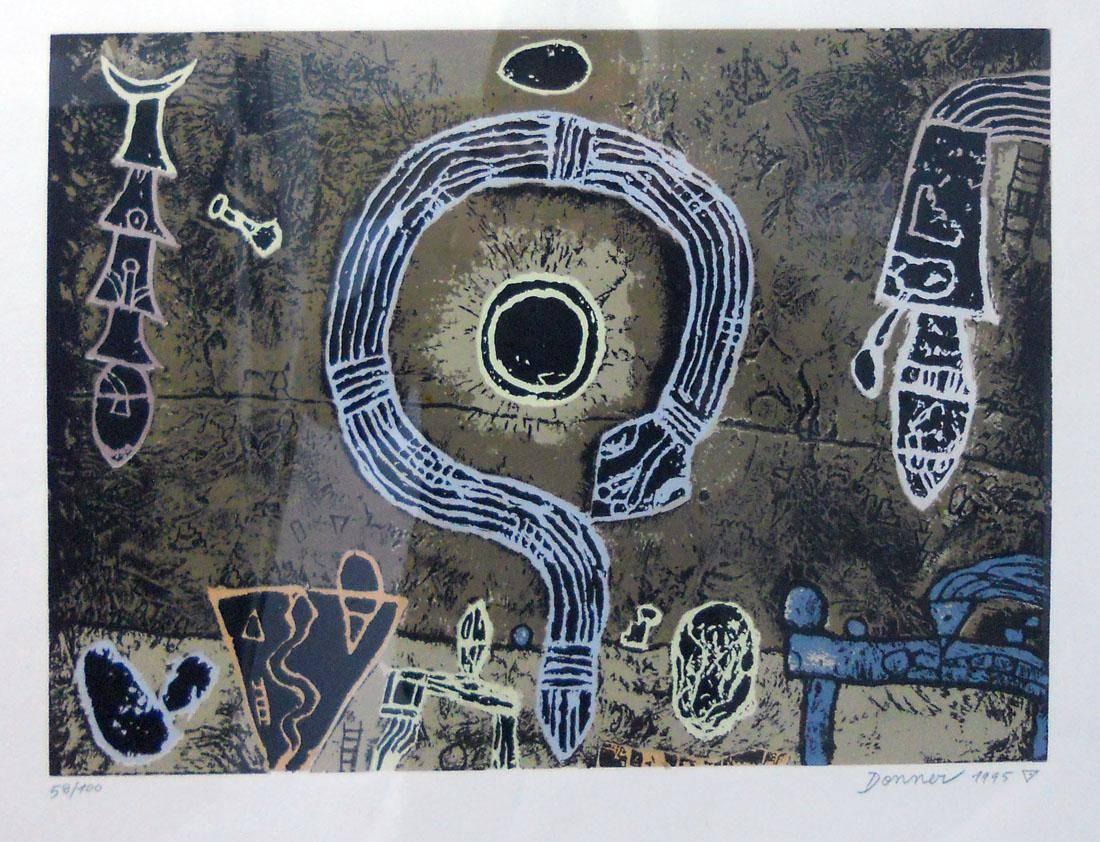 Obra ampliada: Gran Serpiente - Diego Donner