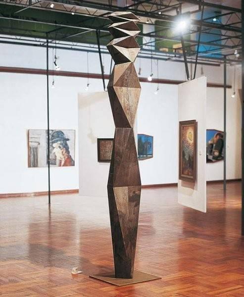 Obra ampliada: La gran serie de F, 2004 - Ricardo Pascale