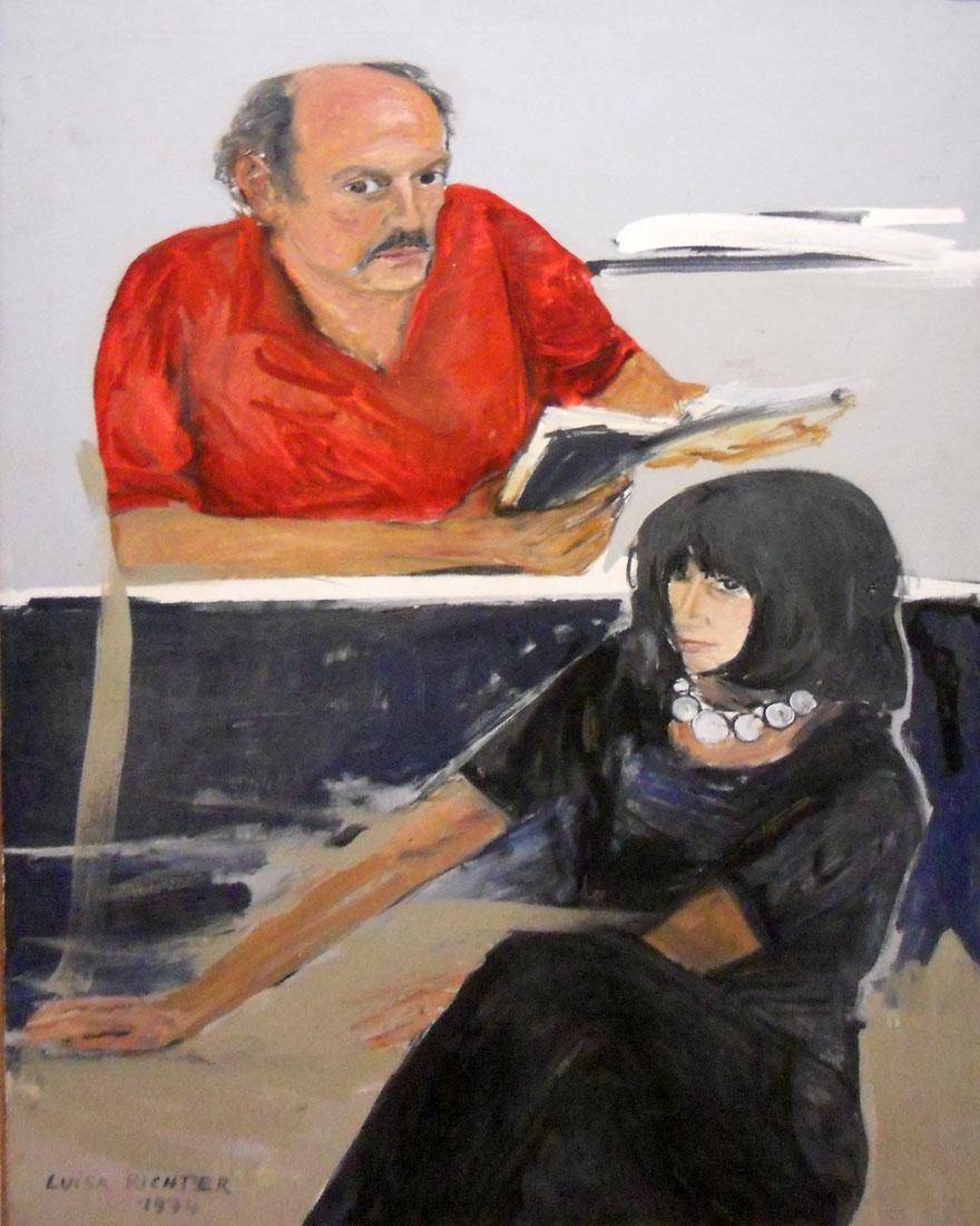 Obra ampliada: Sin título - Luisa Richter