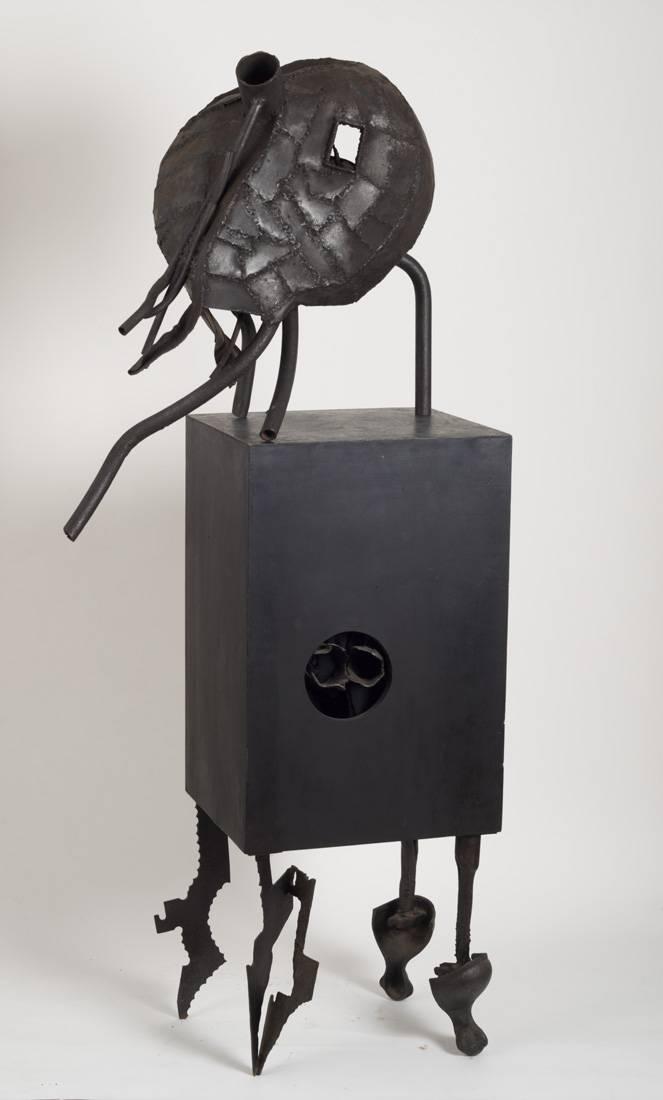 Obra ampliada: La cabeza de la hormiga - Germán Cabrera