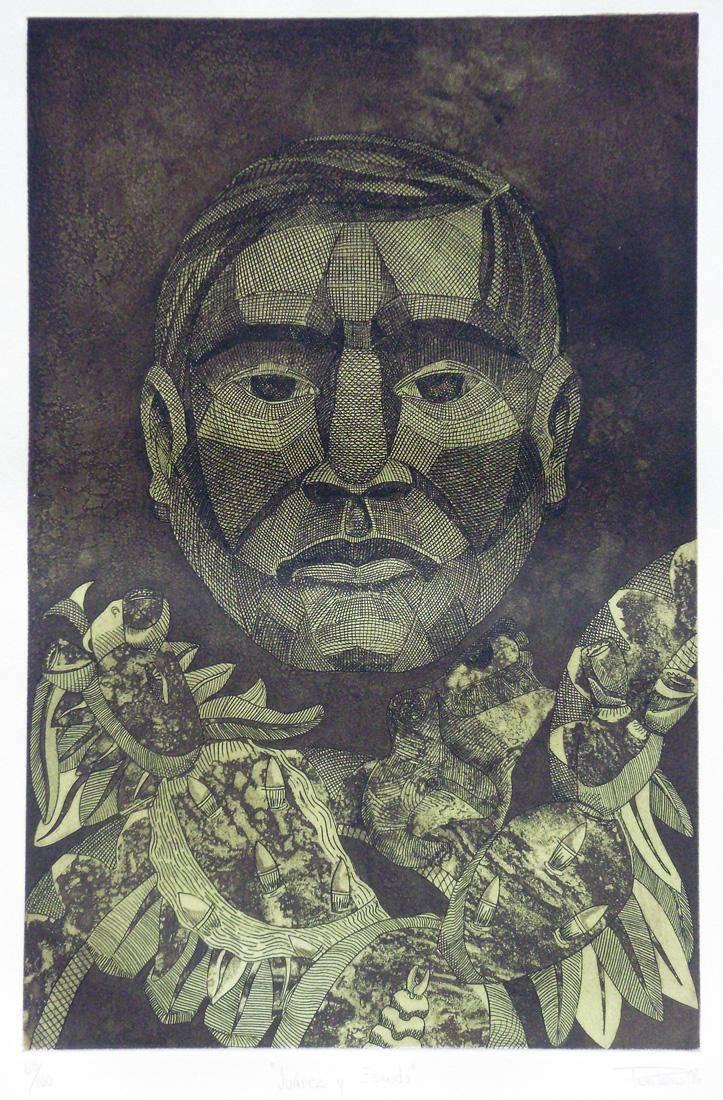Obra ampliada: Juárez y Escudo - Marco Palma