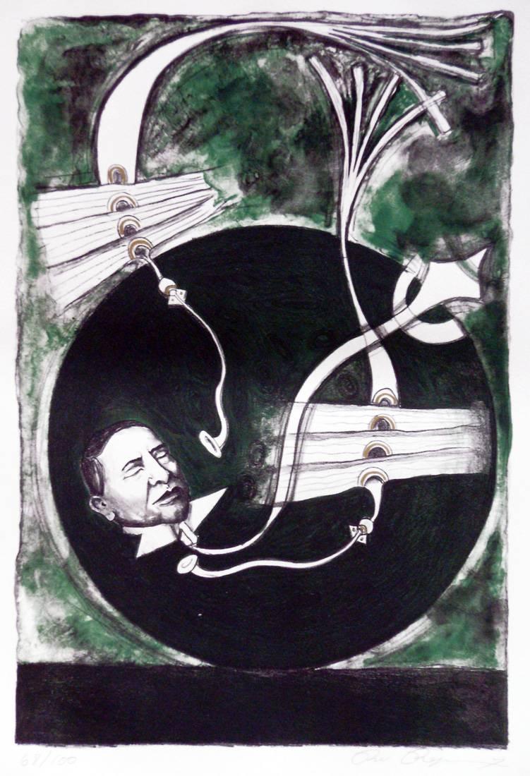 Obra ampliada: Sin Título - Rolando Rojas