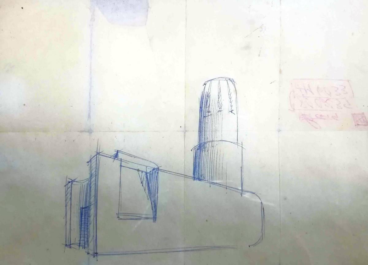 Obra ampliada: Sin título - Manuel Espínola Gómez