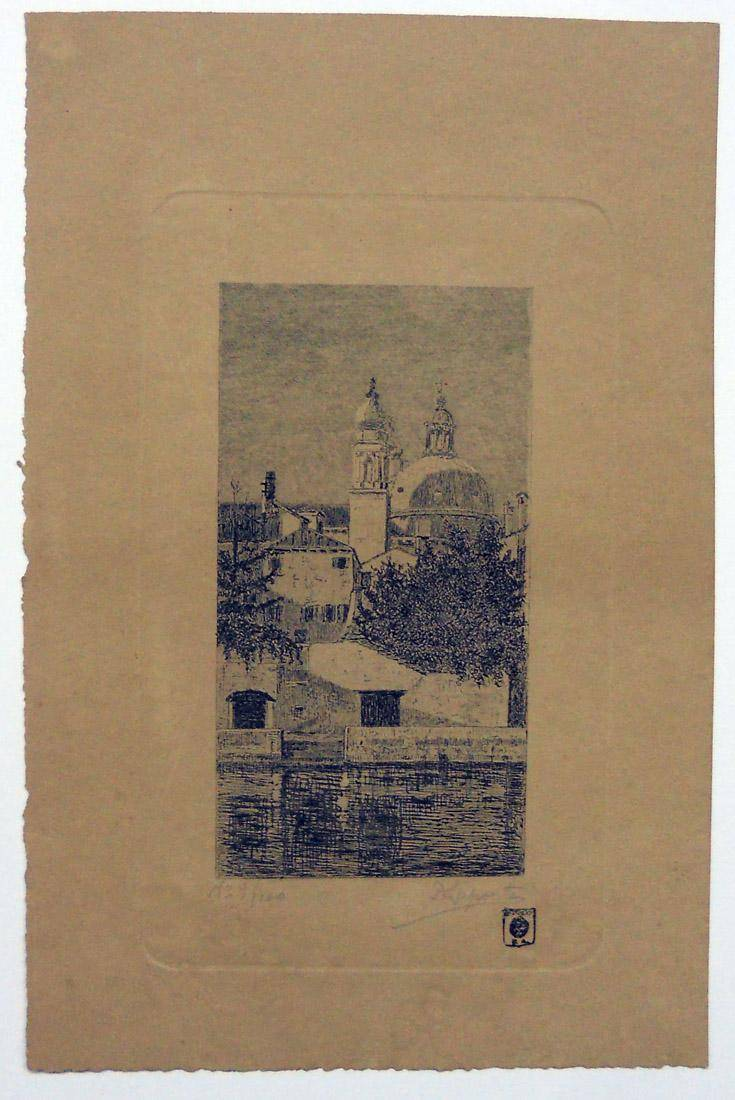 Obra ampliada: Canal de Venecia - Domingo Laporte