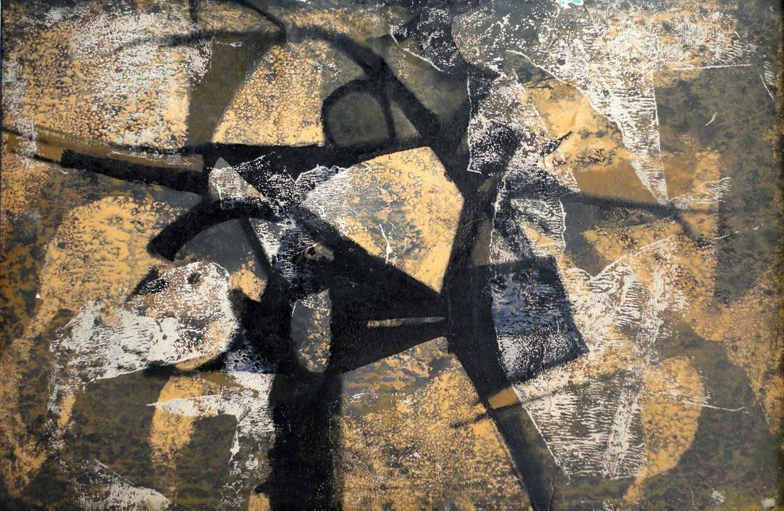 Obra ampliada: Abstracto - Glauco Telis