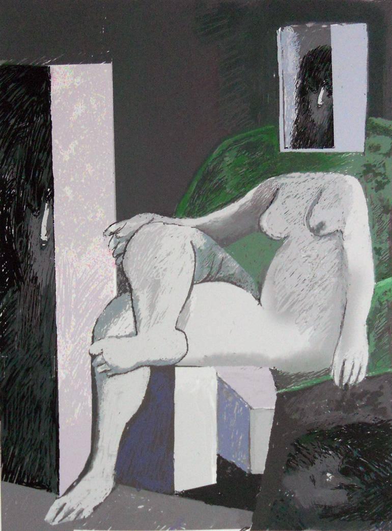 Obra ampliada: Lázaro - Anhelo Hernández