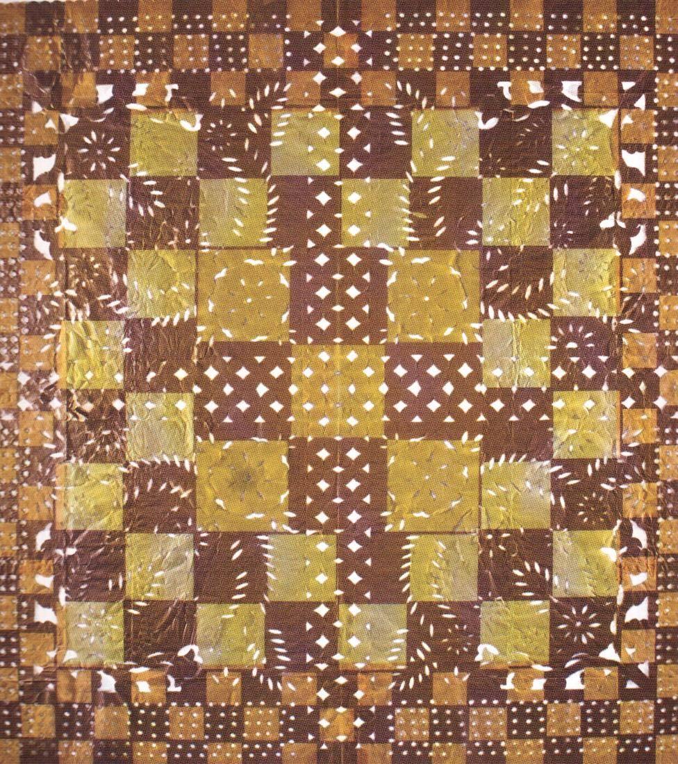 Obra ampliada: Amarillo al cubo - Betsabé Romero