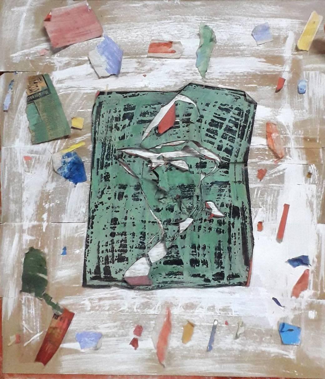 Obra ampliada: Sin Título - (en proceso) - Ernesto Vila