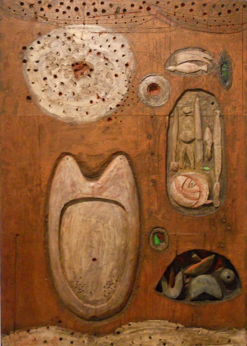 Obra ampliada: Fertilidad - Julio Alpuy
