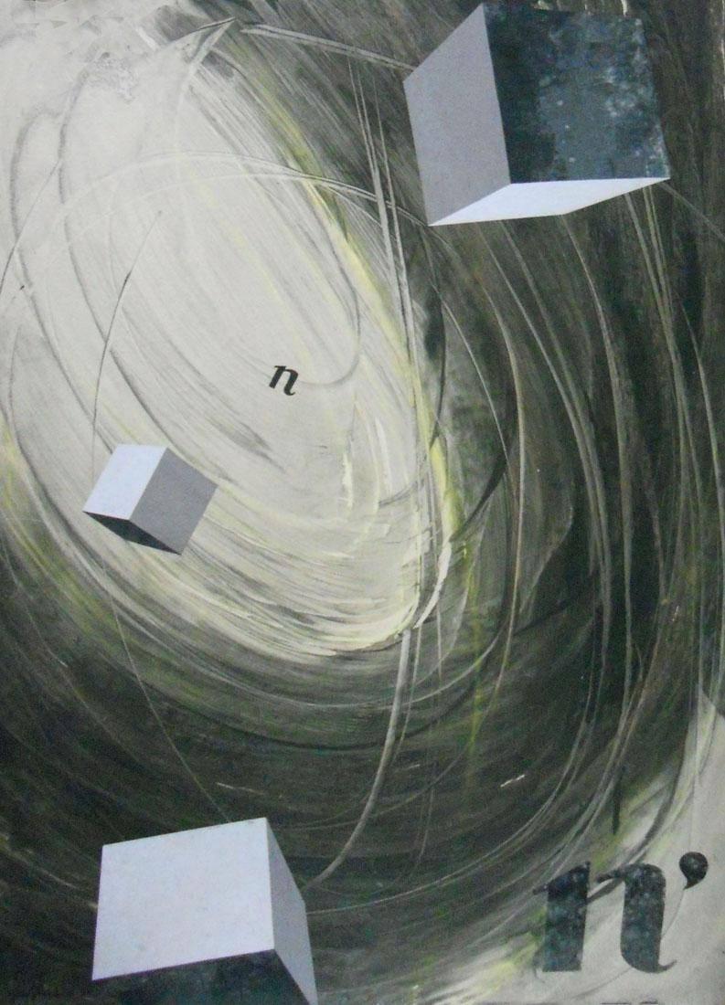 Obra ampliada: La Distancia entre la soledad y otro lugar  - Raúl Zaffaroni