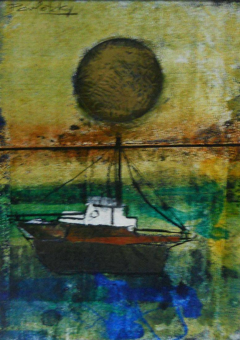 Obra ampliada: Sin Título - Israel Raúl Pavlotzky