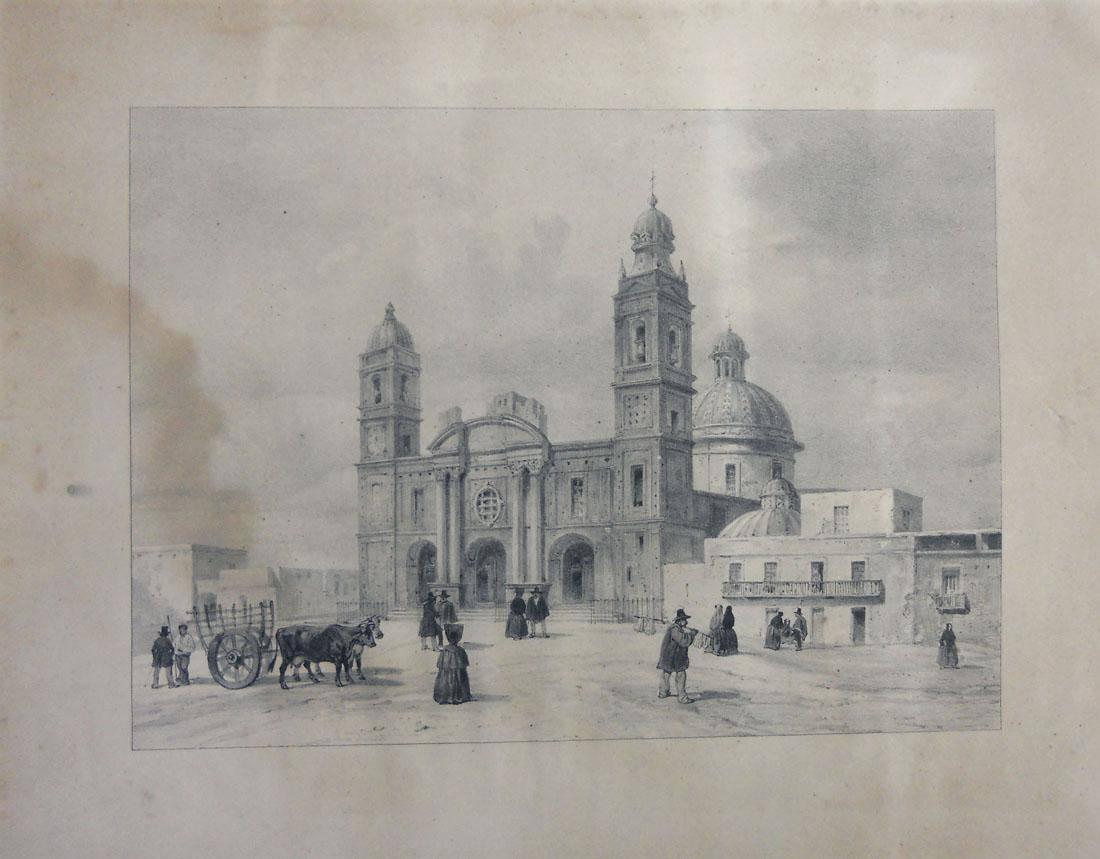 Obra ampliada: Vista tomada desde el Puerto - L. Tunguis