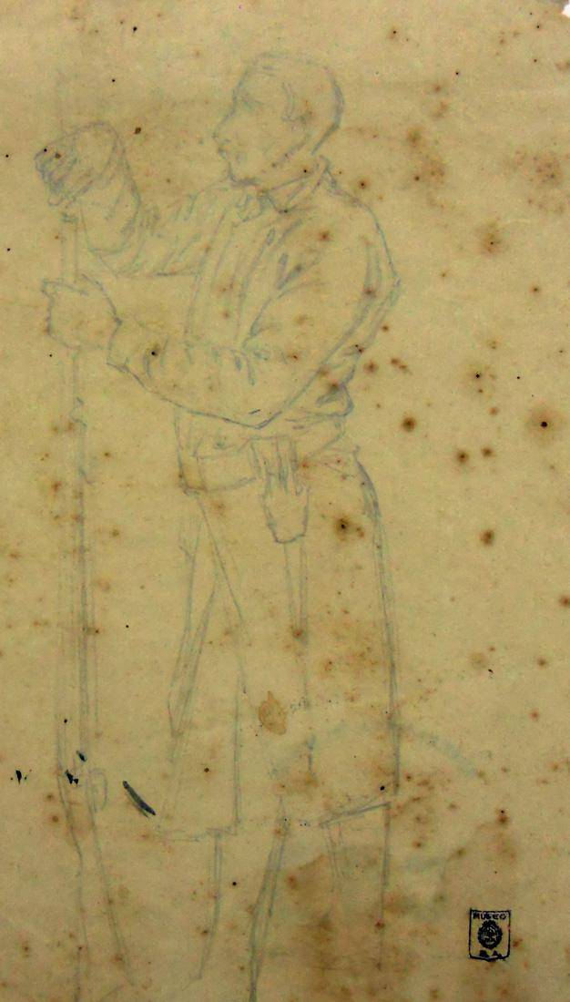 Obra ampliada: Tipo militar - Diógenes Hequet