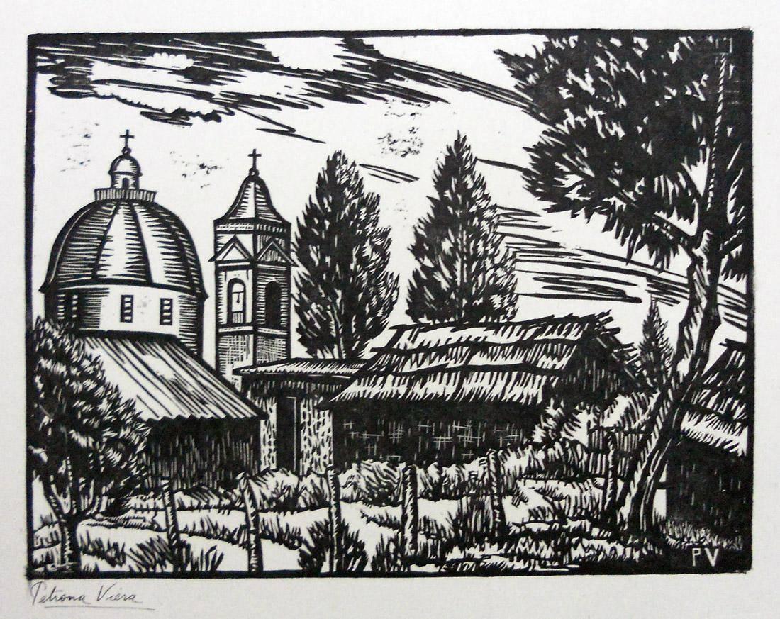 Obra ampliada: Iglesia - Petrona Viera