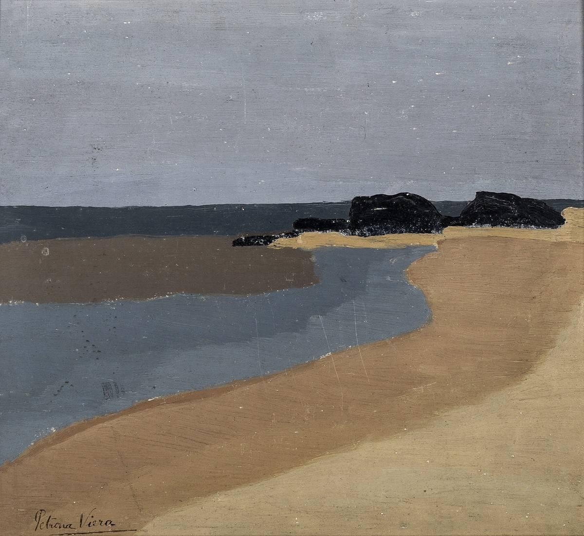 Obra ampliada: Playa Carrasco - Petrona Viera