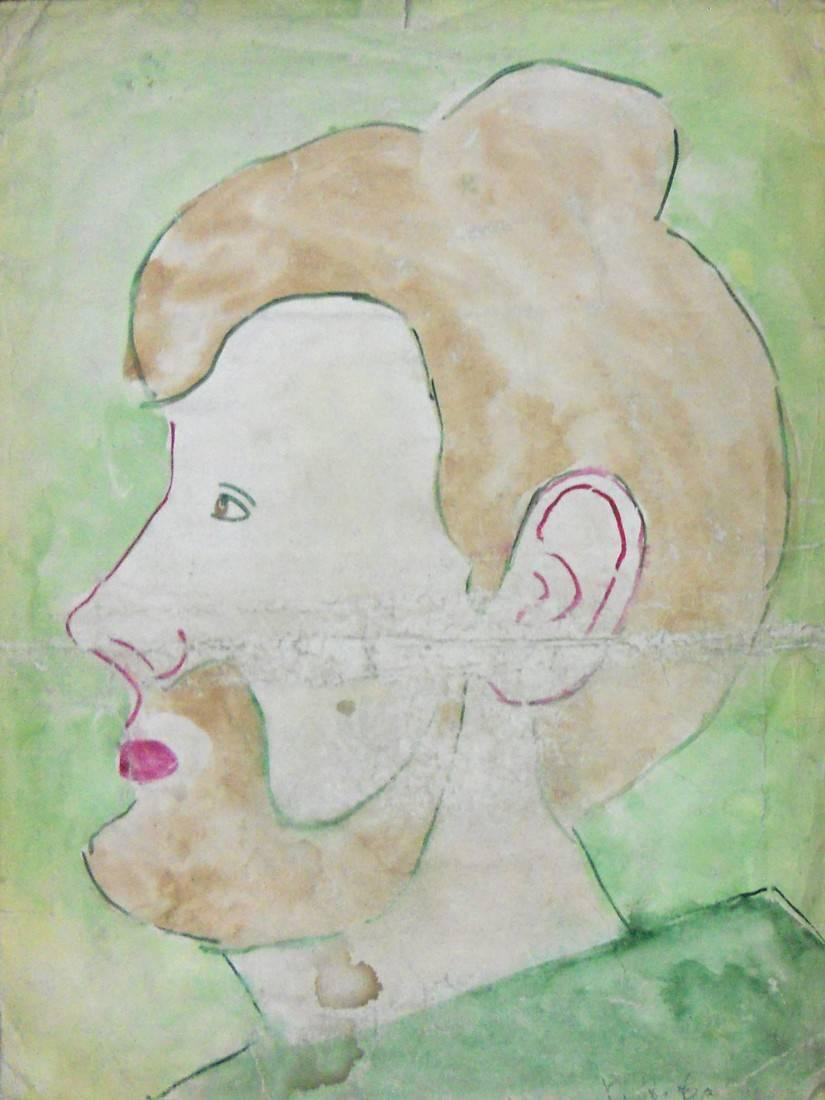 Obra ampliada: Sin Título - 12 - - Raúl Javiel Cabrera