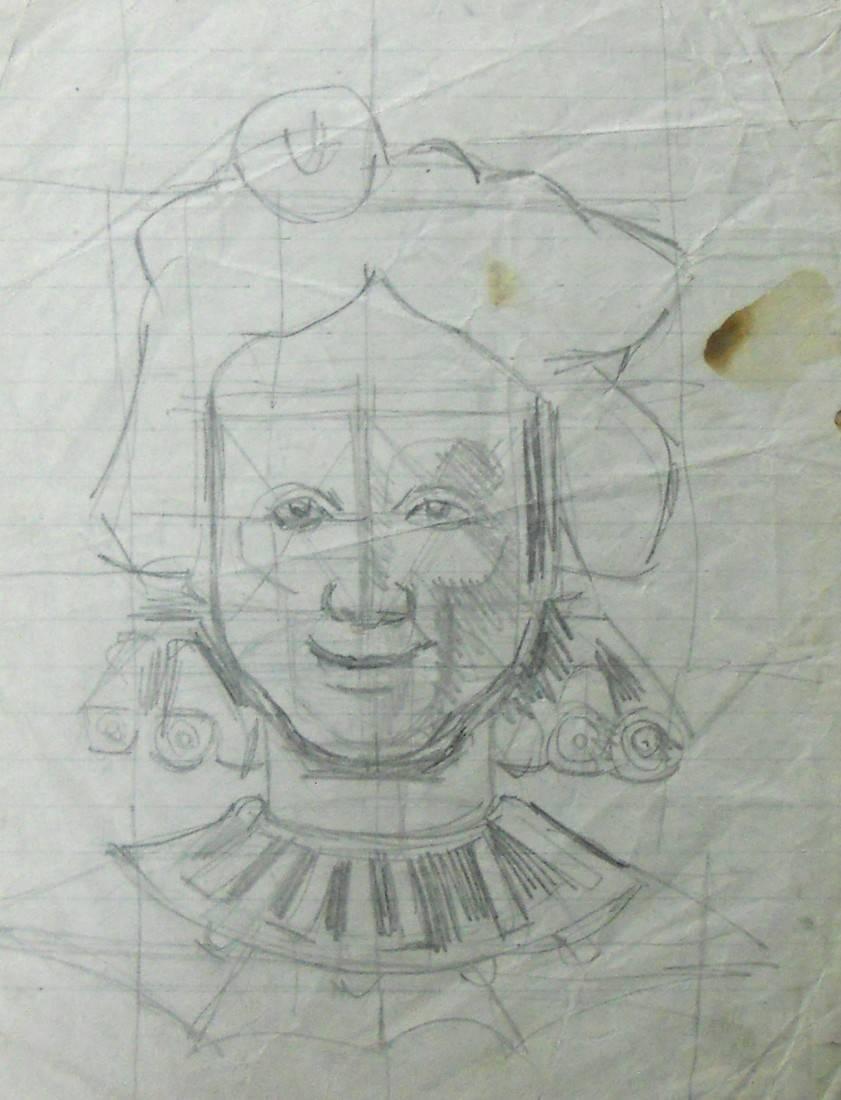 Obra ampliada: Sin Título - 67 -  - Raúl Javiel Cabrera