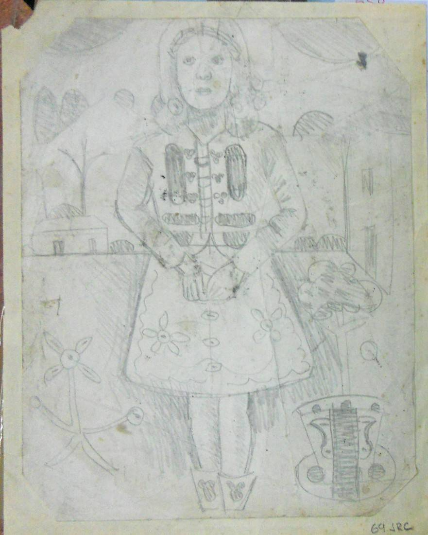 Obra ampliada: Sin Título - 69 -  - Raúl Javiel Cabrera