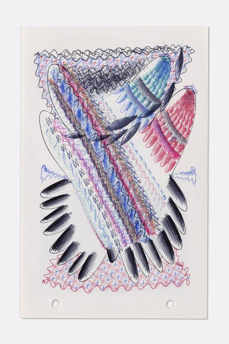 Obra ampliada: Boligrafía - 1420 -  - Manuel Espínola Gómez