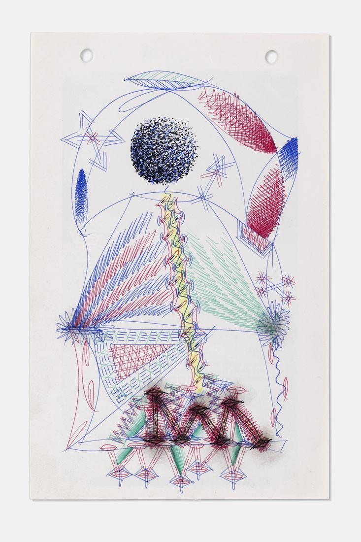 Obra ampliada: Boligrafía - 1428 -  - Manuel Espínola Gómez