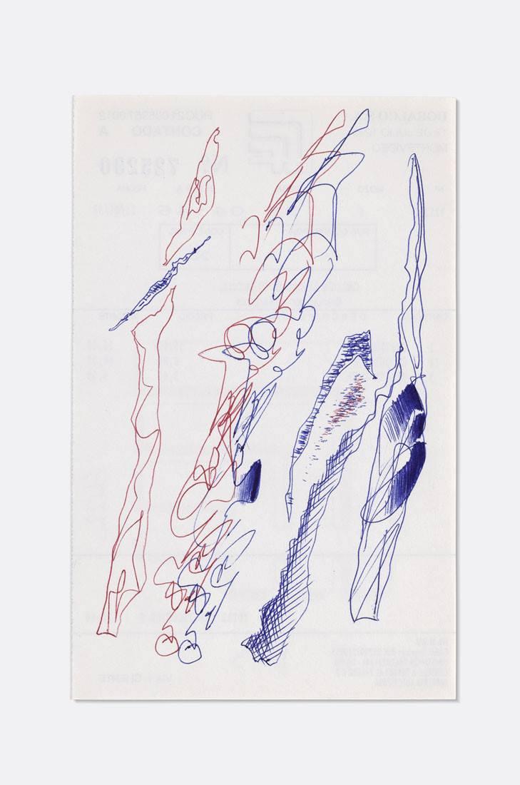 Obra ampliada: Boligrafía - 0302 - - Manuel Espínola Gómez