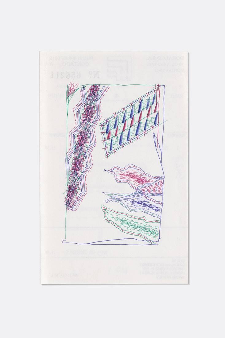 Obra ampliada: Boligrafía - 0307 - - Manuel Espínola Gómez