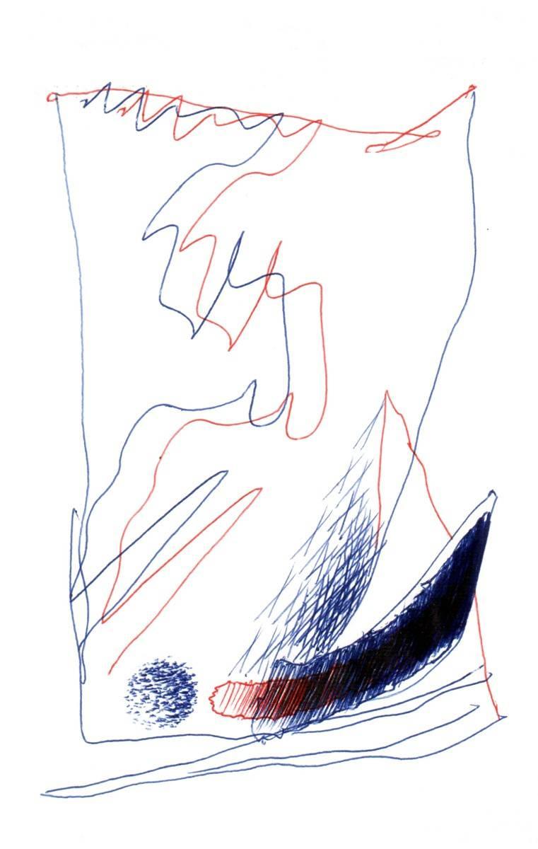 Obra ampliada: Boligrafía - 0318 - - Manuel Espínola Gómez