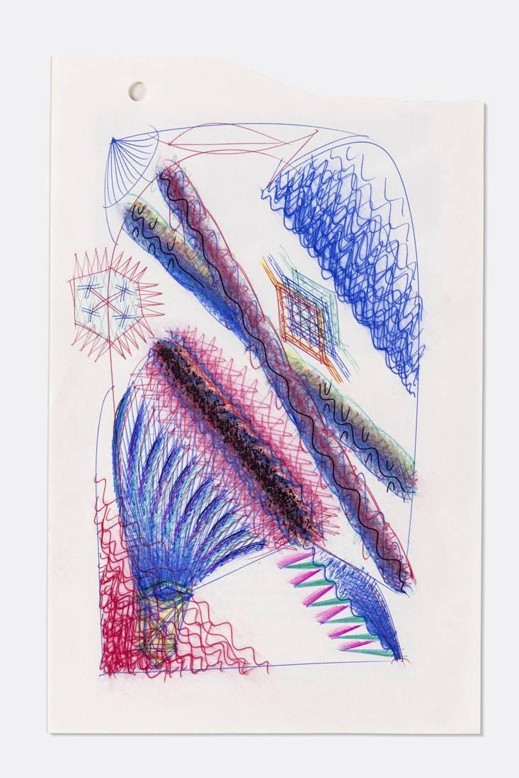 Obra ampliada: Boligrafía - 0365 - - Manuel Espínola Gómez