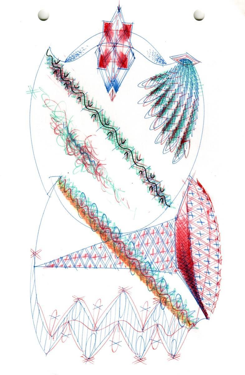 Obra ampliada: Boligrafía - 0368 -  - Manuel Espínola Gómez