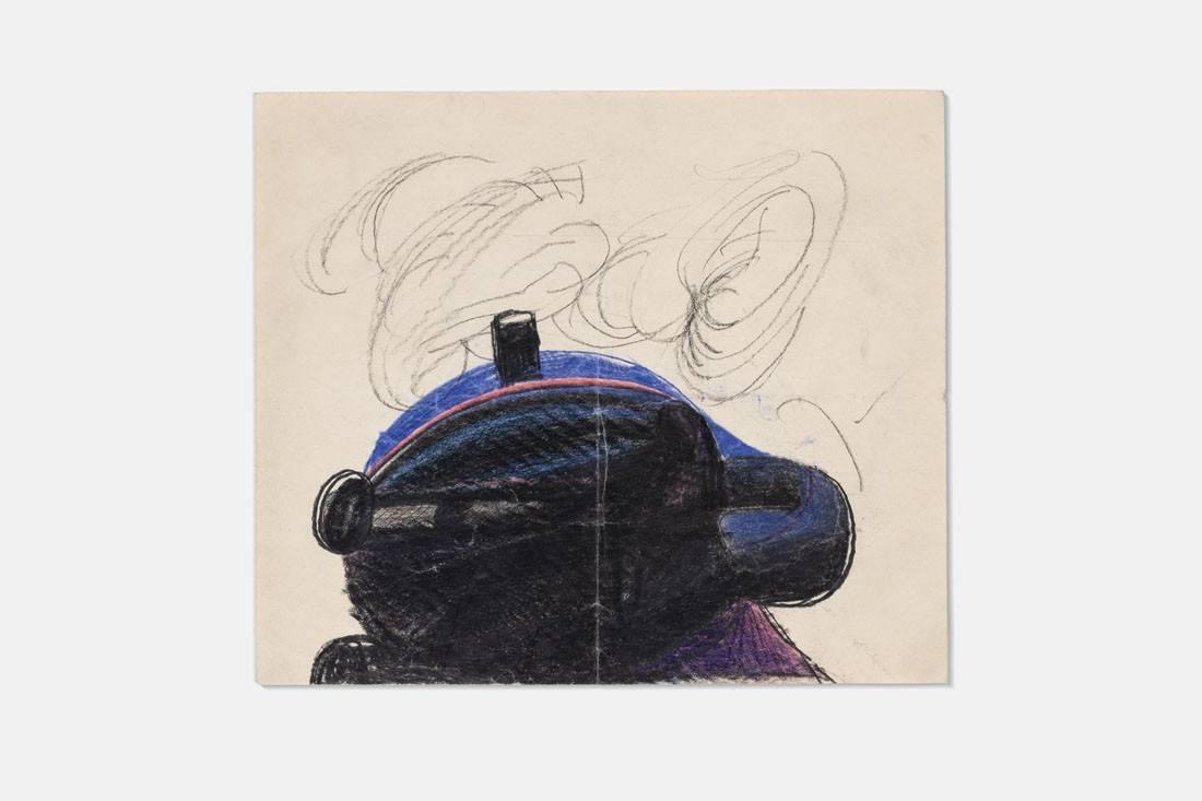 Obra ampliada: Sin título - 303 -  - Manuel Espínola Gómez