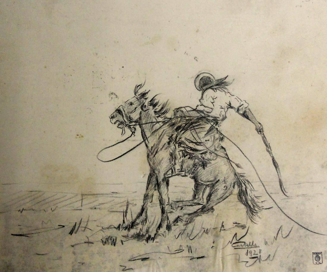 Obra ampliada: Lo sentó de garrones - Carlos Castells