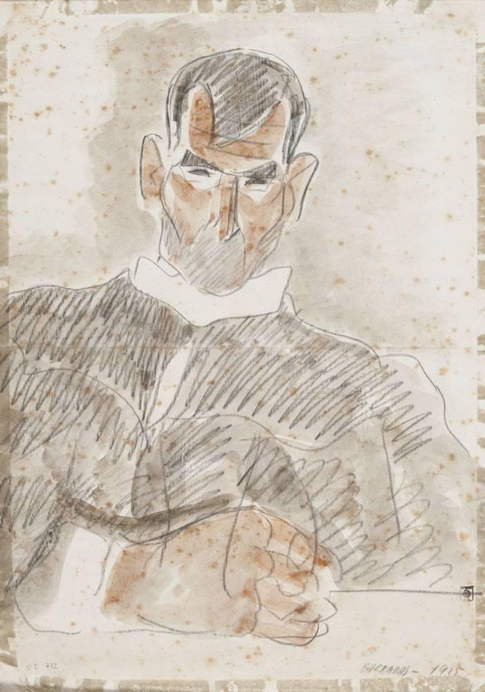 Obra ampliada: Estudio - Rafael Barradas