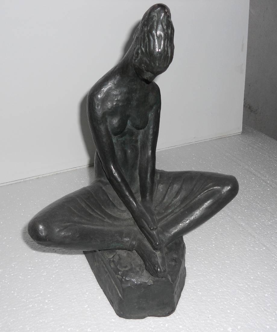 Obra ampliada: Vestal - Ivan Meštrović