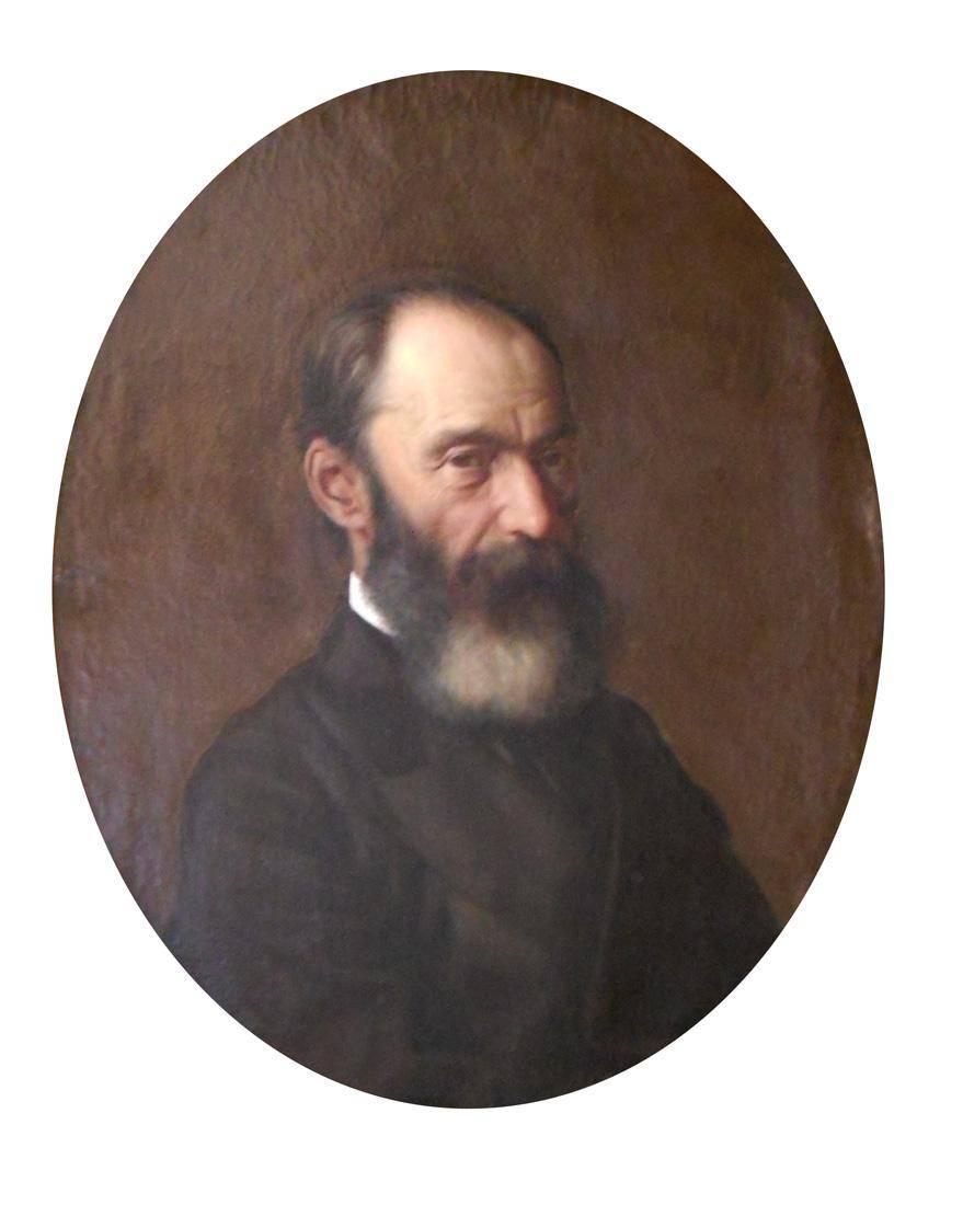 Obra ampliada: Retrato (Sr.: J. R. y P.) - Juan Manuel Blanes