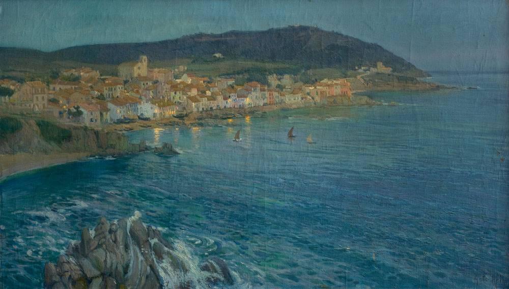 Obra ampliada: Lahoraazul - Baldomero Gilli Roig